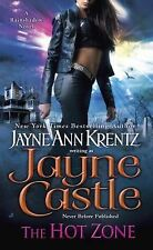 The Hot Zone (Rainshadow), Castle, Jayne, Good Condition, Book