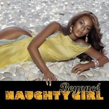 Naughty Girl / Everything I Do Beyonce MUSIC CD