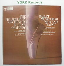 61301 - BALLET MUSIC FROM AIDA & FAUST - ORMANDY Philadelphia Orc - Ex LP Record