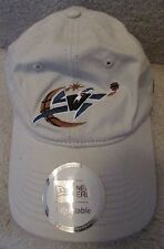 NBA Washington Wizards Baseball Hat Cap OSFA by New Era Tan NWT NEW