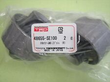 TOYOTA ALTEZZA SXE10 GXE10 TRD FRONT LOWER ARM BUSH NO.2 SET 48655-SE100 RUBBER