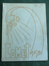 Junction City Oregon Jr High School 1960 Comet Annual Year Book