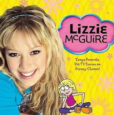 Lizzie Mcguire by Various Artists (CD, Aug-2002, Buena Vista)
