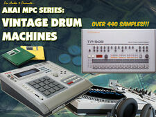 Vintage drum machines-AKAI MPC2000 XL-Format-disque zip