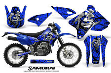 SUZUKI DRZ400 DRZ400S Z400 E GRAPHICS KIT CREATORX DECALS CFBL