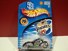 Hotwheels San Diego Padres Giveaway Scorchin Scooter 2003 MLB 35th Season
