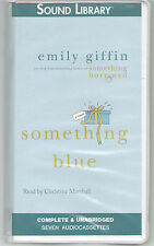 Something Blue by Emily Giffin [Christine Marshall]