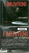 RARE / CD - I MUVRINI : EN CONCERT LIVE A PARIS ( NEUF EMBALLE - NEW & SEALED )