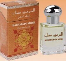 Haramain Musk 15 ml By Al Haramain  Oil/Attar/ittar White Musk And Sandalwood