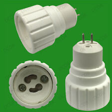 20x MR16, GU5.3 To GU10 Light Bulb Base Socket Lamp Adaptor Converter Holder
