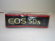 CANON EOS 5Ds CAMERA NECK STRAP  NEW condition, in Plastic.  #01423