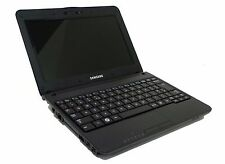 "Samsung N Series NB30 10.1"" 160GB Intel Atom 1.66GHz 1GB Black Laptop Sam2"