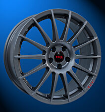 TEC by ASA AS2 gun metal 7.5x17 ET45 LK5/114,3 Mazda Honda Toyota...