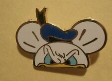 Donald Duck Character Earhat Disney Pin -