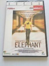 ELEPHANT - CINE PUBLICO II - DVD - 105 MIN - SLIMCASE - NEW & SEALED - NUEVA