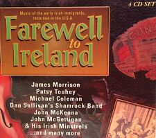 A FAREWELL TO IRELAND CD Set Music Like New