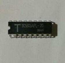 CIRCUIT INTEGRE 4K STATIC RAM TC5513APL-20 TOSHIBA