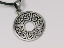Celtic design Ring Money Viking Pewter Pendant Norse, Celtic
