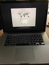 "Macbook Pro 15"" Mid 2012 2.6GHz Quad-Core Intel i7 - 8GB RAM - 500 GB SSD"