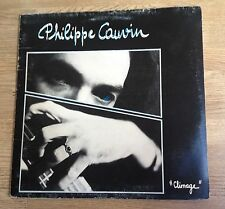 """French LP Philippe Cauvin """"Climage"""" experimental jazz prog rock 1981 EXC+"""