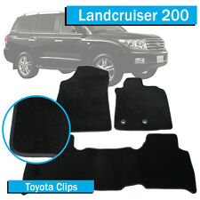 TO FIT: Toyota Landcruiser 200 Series - (2012-Current) - Tailored Car Floor Mats