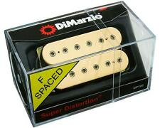 DIMARZIO DP100 Super Distortion Humbucker Guitar Pickup CREME, F-Spaced