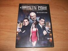 A Broken Code (DVD Movie, 2013) A Film by Michael Girgenti Action Adventure NEW