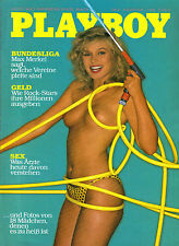 Playboy 08/1981      James Bond Girls*      August/1981