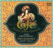 Cafe: Orient Meets Occident, New Music