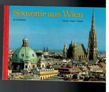 Souvenir aus Wien - 64 Colorfotos