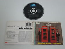PETER & GORDON/IN TOUCH WITH ...(EMI 7243 8 56565 2 1) CD ALBUM