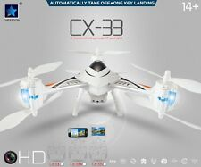 F16545 Cheerson CX-33C 1.0MP Camera 4CH 6-Axle High Hold Mode RC Tricopter