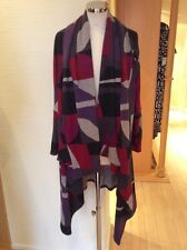 Eden Rock Size S BNWT Purple Grey Red Black Pink RRP £127 Now £57