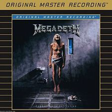 MEGADETH - Countdown To Extinction [CD New] 24K Gold CD