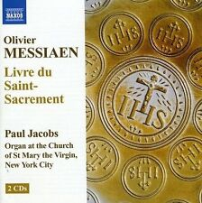 Livre Du Saint-Sacrement, New Music