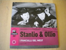 DVD STANLIO E OLLIO I FANCIULLI DEL WEST N°33 IL SOLE 24 ORE CINEMA