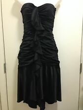 Marciano Sleeveless Black Dress