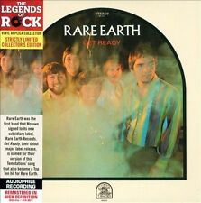 Get Ready [Slipcase] by Rare Earth (CD, Oct-2012, Culture Factory)