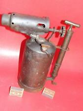 ANTIQUE HUGE BRASS TARANTELLA  PRIMUS  NO.607  BLOW TORCH LAMP MADE IN SWEDEN