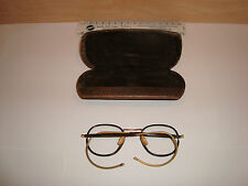 Old eye glasses vintage glasses vintage optical old optical Martin Tomkins case