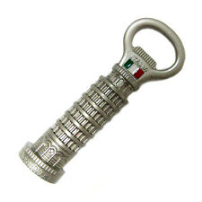 Leaning tower of pisa bottle opener,Italy souvenir,fridge magnet bottle opener