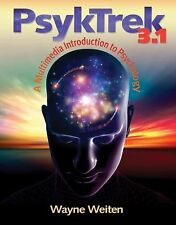 PsykTrek 3.1: A Multimedia Introduction to Psychology (Available Titles Cengage