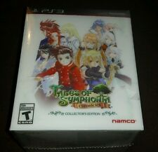 (Read) Tales of Symphonia Chronicles: Collector's Edition PS3 (PlayStation 3)