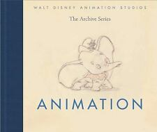 WALT DISNEY ANIMATION STUDIOS-THE ARCHIVE SERIES-ANIMATION-1st EDITION-BIG BOOK