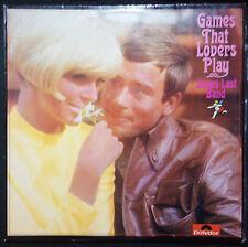 JAMES LAST - GAMES THAT LOVERS PLAY VINYL LP AUSTRALIA #2