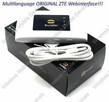 ZTE MF920 150MBps 4G LTE Mobile WiFi WLAN Pocket Hotspot Router UNLOCKED WHITE