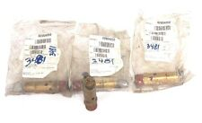 """LOT OF 4 NEW CONTROL DEVICES SF50-1/2 SAFETY VALVES 1/2"""" NPT, SF5012"""