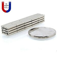 A009 Super Strong Round Disc Cylinder Magnets Rare Earth Neodymium 2mm x 10mm