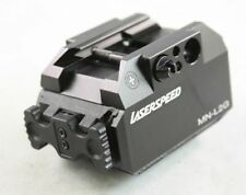 Tactical 3 Modes Pistol IR  Laser Cree led Flashlight Combo Sight Torch Light