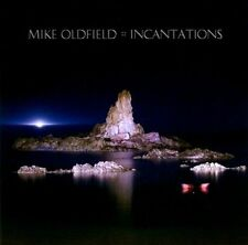 "MIKE OLDFIELD ""INCANTATIONS"" CD REMASTERED NEW+"